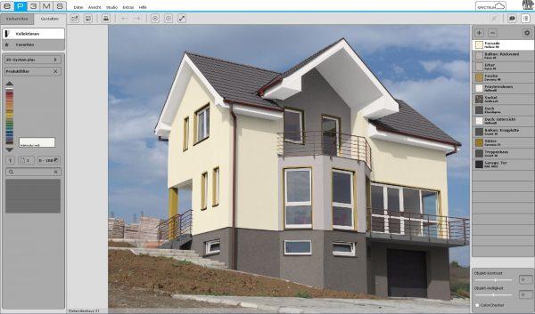 Fassadengestaltung Planung Fassaden Anstrich Sanierung Jever Schortens 01