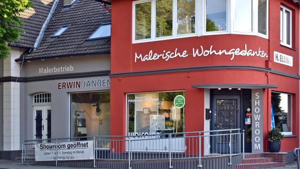 Malerische Wohngedanken Maler Schortens Jever Friesland 01