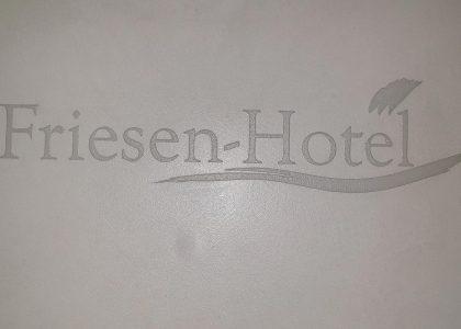 Fugenlos Spachteln Bad Badezimmer Hotel Jever 01