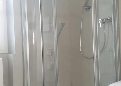 Fugenlos Spachteln Bad Badezimmer Hotel Jever 06