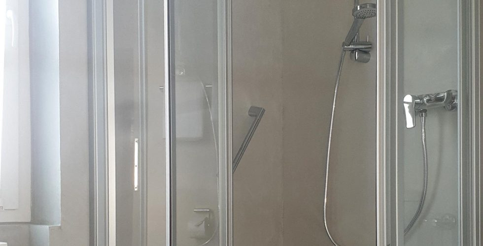 Fugenlos Spachteln Bad Badezimmer Hotel Jever 06 g
