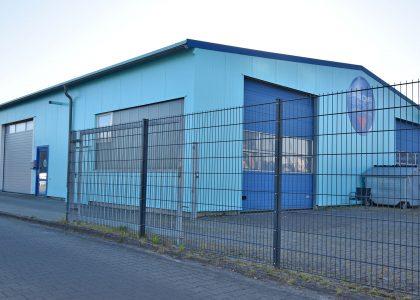 Halle Schortens Anstrich Sanierung Fassadensanierung Malerarbeiten 03
